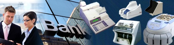 Bank equipment and credit union products